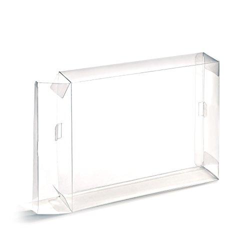 Childhood 10pcs claro caja caja manga CIB protector