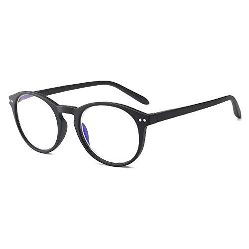 GEMSeven Klassische Ovale Rahmen-lesebrille Für Frauen Und Männer Mit Klarer Linse Und Presbyopie-brille