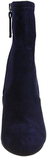 STEVEN by Steve Madden Editt, Baskets Basses Femme Bleu (Navy)