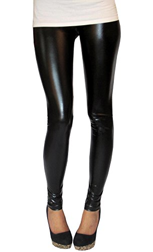 Extra long Legging Ultrashine Tall Noir