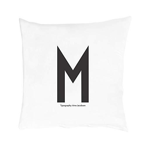 Design Letters Kissenbezug M 80 x 80 cm