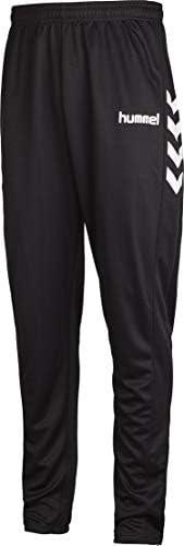 hummel Core Poly Pantalones, Unisex Adulto, Negro, XL