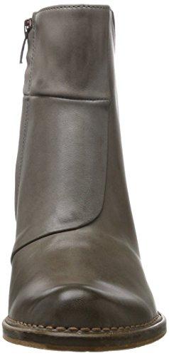 Neosens S843 Piel Restaurada Vetiver / Rococó, Botines De Mujer Gris (vetiver)