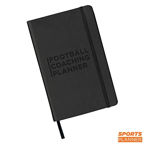 Planning de coach de football avec plans de session et feuilles pour les jours de match