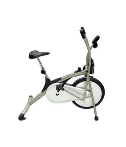 Cosco CEB-610 Fan Bike Exercise Cycle with Movable Handle Bar and Meter  available at amazon for Rs.9497