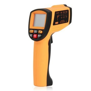 Generic Laser IR Infrared Thermometer
