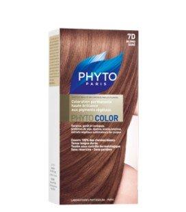 Phytocolor Colorazione Permanente Nuance 7D Biondo Dorato