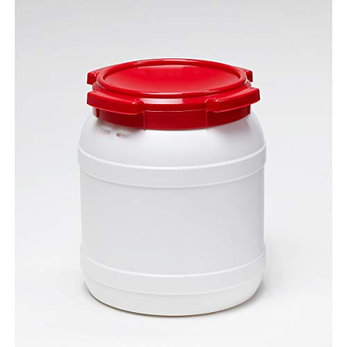 Tonnelet 15 litres - fût conteneur en plastique cuve bidon alimentaire