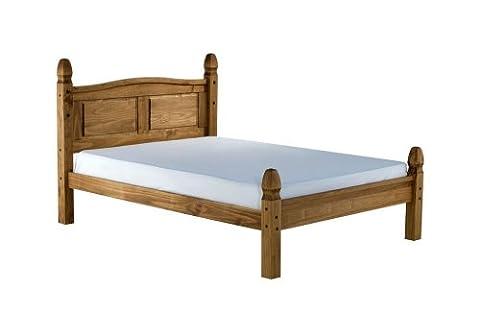 Happy Beds Corona Low Foot End 4'6