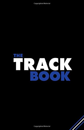 The Track Book: Blue Cover