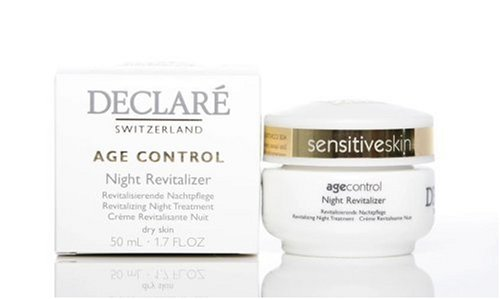 Declaré Age Control femme/women, Night Revitalizer, 1er Pack (1 x 50 g)