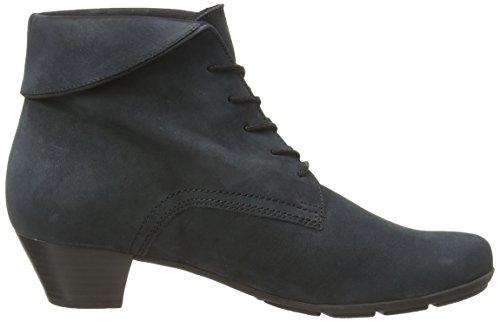 Gabor Shoes - Gabor Basic 35.630, Stivaletti da donna Blu (Blau (ocean 16))