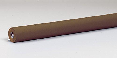 Fadeless Bulletin Board Kunstpapier, 61 x 152,4 cm, 1 Rolle braun (Bulletin Fadeless Papier Board)