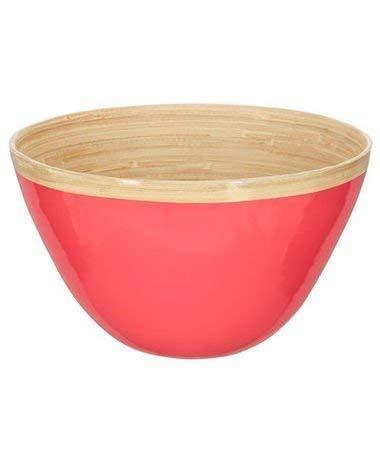 Cleanprince Bambou Bol Bambou - Coque Rose Rosé Saumon Couleur Peinture