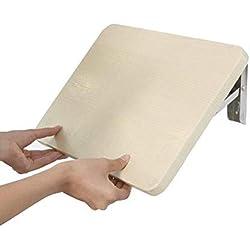 WYJW Table Pliante Fly, étagère Murale de Cuisine, Bureau Pliant, sans Perforation, en Option 40/50/60 / 70cm (Taille: 40x26cm)