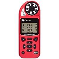 Kestrel 5100 Racing Weather Meter, Red