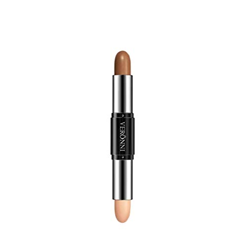QUICKLYLY Base Maquillaje Líquida Mate Corrector
