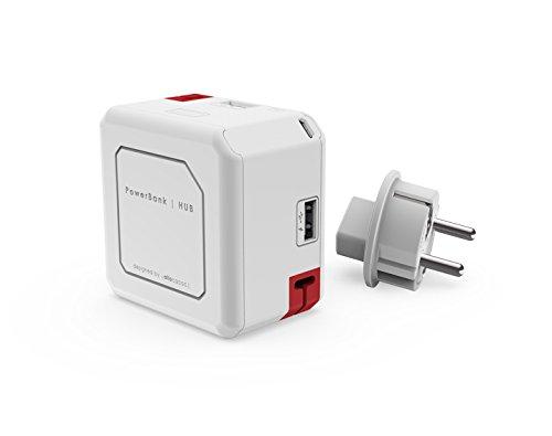 Power Cube 9402/EUBANK Energien-Bank HUB Mehrfachsteckleiste