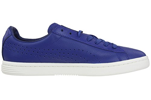 Puma Court Star Herren Sneaker Schuhe Leder blau leather 356917 04 Blau