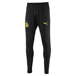 Puma - Bvb training pant blk - Pantalon joueur - Noir - Taille S