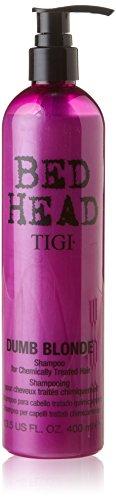 Tigi Bed Head Dumb Blonde Shampoo 400ml -