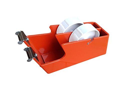 Dispensador de cinta de embalaje de alta resistencia 25+ 25mm de ancho mesa escritorio embalaje paquete acrílico para paquetes cajas embalaje cinta