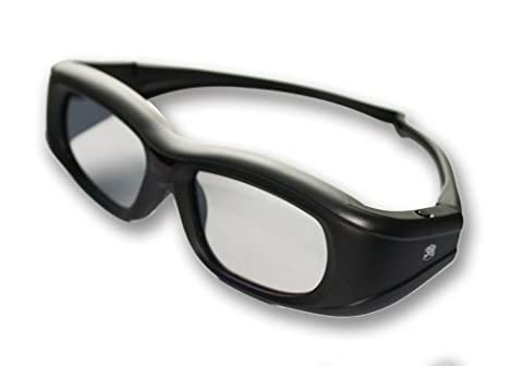 UNIVERSAL 3D SHUTTER 3D BRILLE FÜR SONY, Panasonic, LG, Samsung (LCD/LED), Philips, Sharp, Toshiba, Mitsubishi 3D