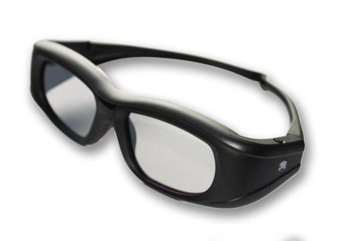 Precorn - Gafas 3D para televisiones 3D y Bluetooth 3D Sony, Panasonic, LG, Samsung, Philips, Sharp, Toshiba y Mitsubishi