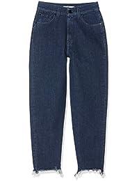 7 For All Mankind Damen Malia Straight Jeans