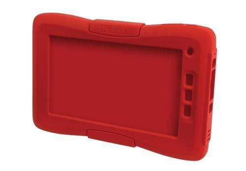 KURIO MERONCOURT Angry Birds Schutz Skin Bumper für 7–Rot