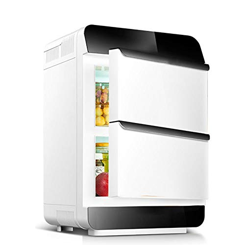 Refrigerador Portátil, Control Inteligente 25L Congelador Compresión Mini 12 V Refrigerador, Adecuado...