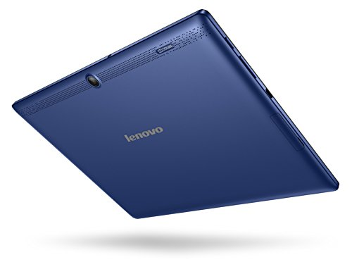Lenovo TAB2 A10-30 25,65 cm (10,1 Zoll HD IPS) Media Tablet (QC APQ8009 Quad-Core Prozessor, 1,3GHz, 2GB RAM, 16GB eMMC, 2MP +  5MP Kamera, Touchscreen, Dolby Atmos Sound, Android 5.1) midnight blau - 4