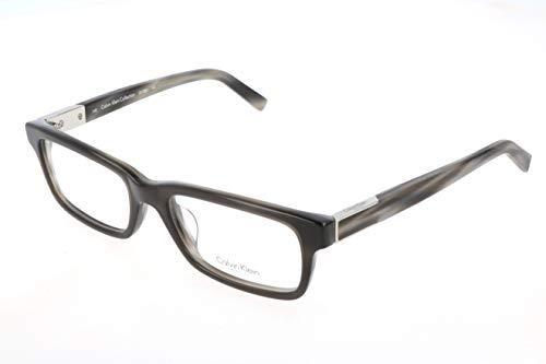 Calvin Klein Unisex-Erwachsene Brillengestelle, Black, 52