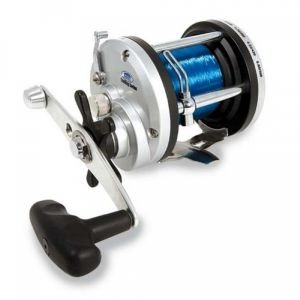 JD500 MULTIPLIER boat fishing REEL WITH 50LB LINE- the best birthday present from brytec