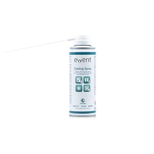 Ewent EW5616 Kältespray zur ermittlung von defekten durch überhitzte platinen 200ml Weiß