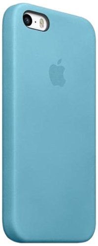 Apple MF044ZM/A - Carcasa para Apple iPhone 5S, azul