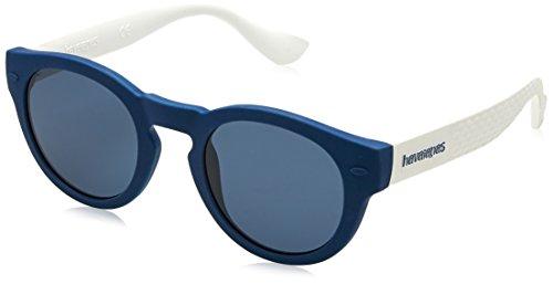 Havaianas Unisex-Erwachsene TRANCOSO/M 9A QMB Sonnenbrille, Blau (Bluette White Blue), 49