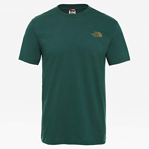 The North Face M S/S Simple Do Camiseta