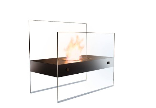 *Carlo Milano Ethanol Kamin: Lounge-Feuer*