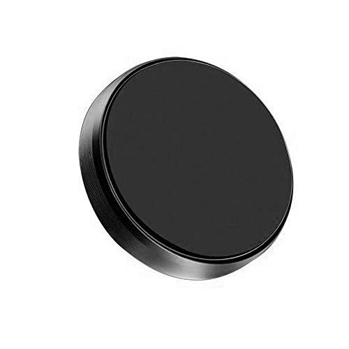 ENticerowts Autotelefonhalter,Mini Universal Magnetisch Auto Armaturenbrett Handy GPS Halterständer montieren Schwarz -