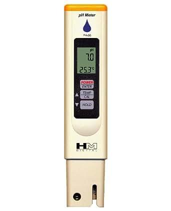 HM Digital HMDpHM80 Digital pH/Temperature Meter