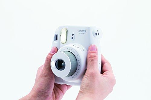 instax Mini 9 Camera with 10 Shots – Ice Blue