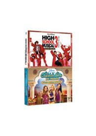 Pack High School Musical 3 + Chicas ...3 [Import espagnol] (High School Musical-pack)