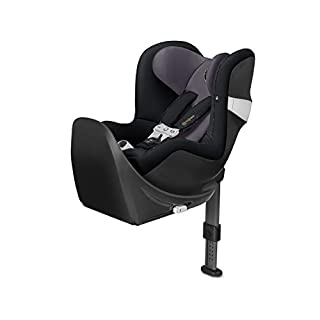Cybex - Silla de coche grupo 0+/1 Sirona M2 i-size, Incluye SensorSafe, desde el nacimiento hasta los 4 años, de 45 cm hasta 105 cm aproximadamente, 19 kg máximo, CON BASE M, Premium Black (B07KCWQT9P) | Amazon price tracker / tracking, Amazon price history charts, Amazon price watches, Amazon price drop alerts