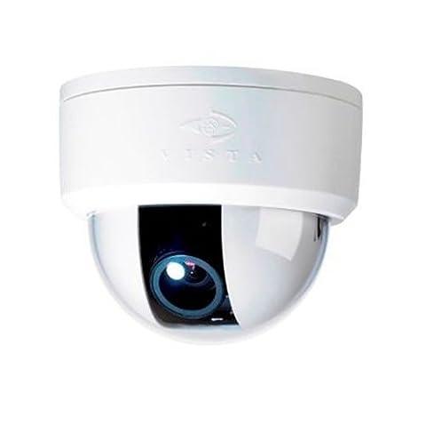 nor41–Vista vfdas-wcw-d Dummy CCTV Dome Kamera vk2-vfd WCW in weiß