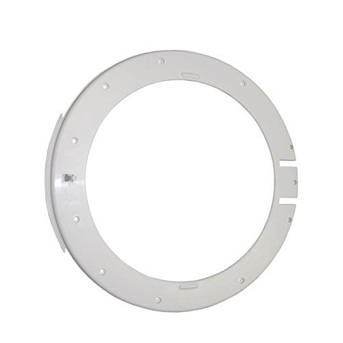 Türring innen Ring Bullauge weiß Waschmaschine Frontlader Original Gorenje 149444 passend Neckermann wa61081 wa63131 wa63120 kwa61061 kwa62081 wa63080 wa63121 kfl1000 ws43101 ws42090 ws42105 wa60085 (Reiniger Frontlader-waschmaschine)