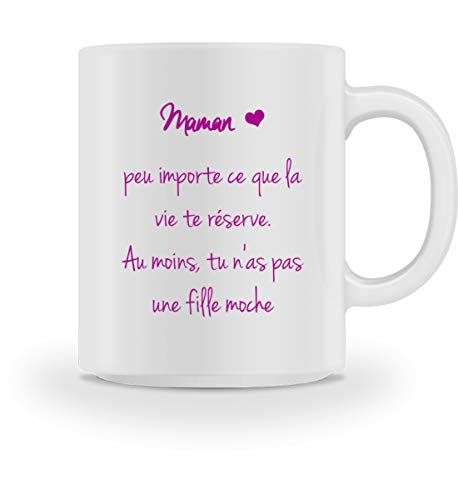 Shirtee Cadeau parfait pour maman - Tasse