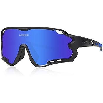 Gafas de Sol Deportivas,CrazyFire UV 400 Protección Gafas ...