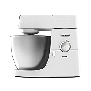 Kenwood KVL4100W Stand Mixer, 1200 W, White