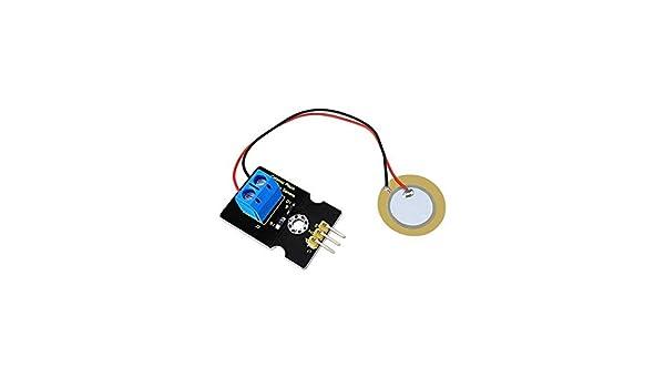 Keyestudio keramik piezo vibration sensor modul ks pi arduino